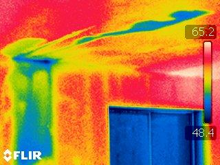 Petaluma Home Inspector Infrared Home Inspection