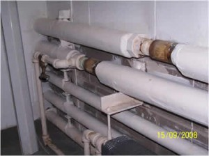 Asbestos Thermal Insulation